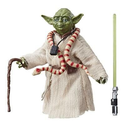 Star Wars The Black Series Archive Yoda 6 inch Scale Toy Action Figure E4043AS00