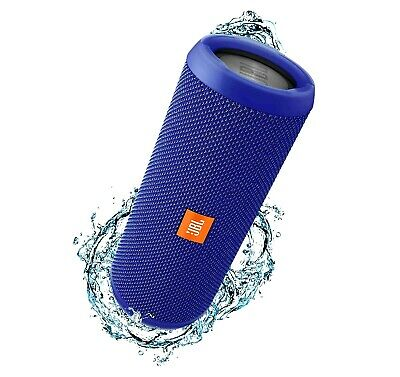 Genuine JBL Flip 3 Bluetooth Portable Wireless Speaker splashproof - BlUE