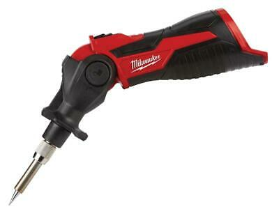 Milwaukee Power Tools MILM12SI0 M12 SI-0 Cordless Soldering Iron 12V Bare Unit