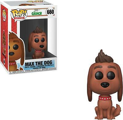 Max The Grinch #660 Funko Pop!