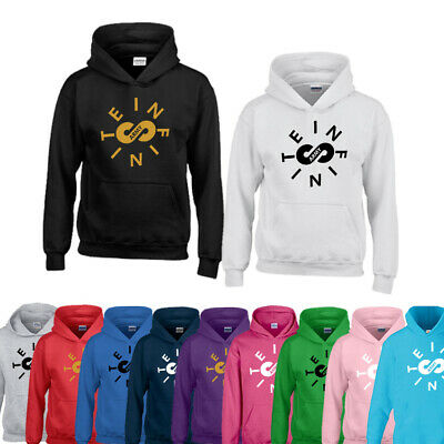 INFINITE LISTS GALAX Kids Boys Girls Hoodie Jumper Sweater Top Youtube Gift Xmas