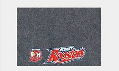NRL Rugby League Sydney ROOSTERS Multipurpose BBQ Mat x 12 Wholesale Bulk Lot