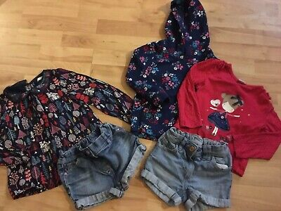 Girls Age 2-3 Christmas/Winter Bundle (M&S/Next/George/Mini Club)
