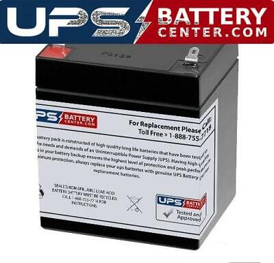 Portalac PE12V4.5F1 12V 4.5Ah UPS Battery This is an AJC Brand Replacement