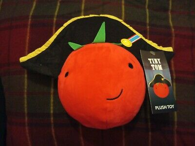 Tiny Tom Tomato Plush Aldi 2019 Kevin The Carrot