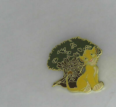 Disney Simba Animal Kingdom LE Mystery Pin