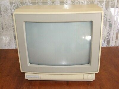 Commodore 1802 CRT monitor for C64 VIC-20 128 128D