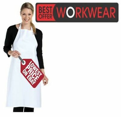 JB's Wear JB's APRON WITHOUT POCKET BIB JBS 5PC