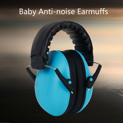 Kids Folding Ear Defenders Noise Reduction Protectors Muff Children Baby Sell