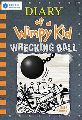 Wrecking Ball (Diary of a Wimpy Kid Book 14) - Buy 1 Get 1 AB