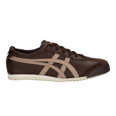 Onitsuka Tiger Mexico 66 Sneaker Uomo 1183A201 201 Coffee Taupe Grey