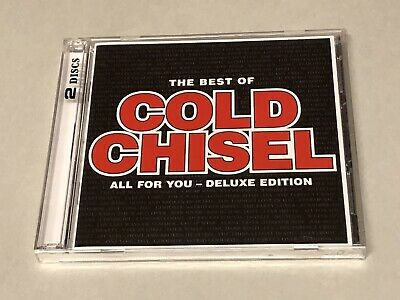 COLD CHISEL_ The Best Of 2 CDS ( Deluxe Edition)