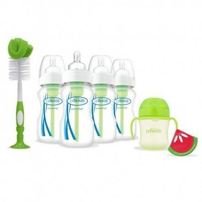 Dr Browns Options Babies Bottle Cup Starter Set - Warehouse Clearance