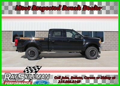 2019 Ford F-250 ROUSH LARIAT F-250 SUPER DUTY 2019 ROUSH Lariat New Turbo 6.7L V8 32V Automatic 4WD Pickup Truck Moonroof 19
