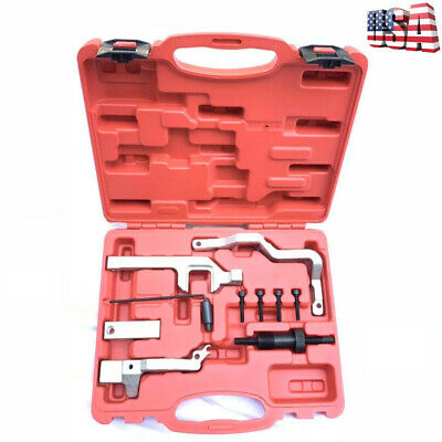 Portable Chain Engine Camshaft Alignment Timing Tool Set for Mini Cooper N12 N14