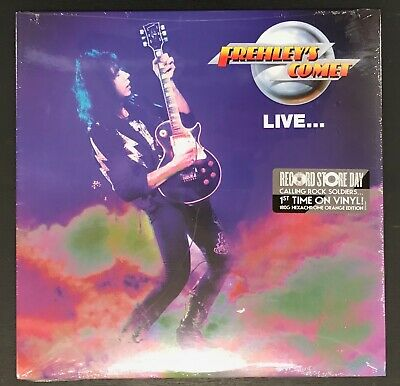 Ace Frehley Frehley's Comet Live RSD Black Friday 2019