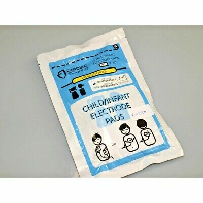 Cardiac Science G3 Infant - Child Paediatric Pads OUT OF DATE