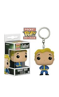 Fallout 4 T-60 Power Armor Funko Pocket POP Keychain Porte-clés Bethesda officiel