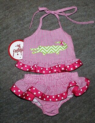 Funtasia Too Toddler Girls Two-Piece Swimsuit - Size 4R - NWT