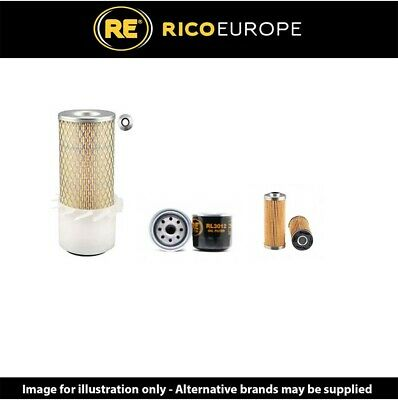 Filter Service Kit Fits Tractor 755 - Air- Oil- Fuel Filters