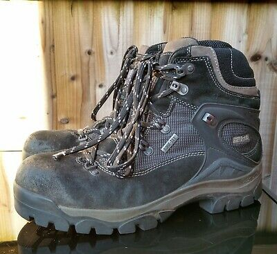Karrimor KSB Arete GTX Gortex Walking Hiking Boots Size UK 11 EU 46 Vibram Soles