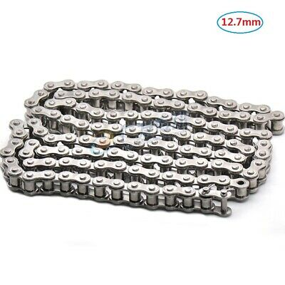 "#35 A-1 Roller Chain With One Side Bent Ear Pitch 3//8/"" 06B-1 Roller Chain 1.5M"