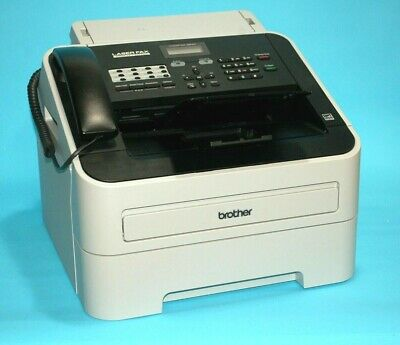Brother intelliFAX 2840 All-in-One Printer Fax Machine USED