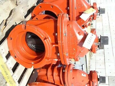 """Mueller 8"""" Resilient Wedge Gate Valve MJ x FL 350W Tapping"""