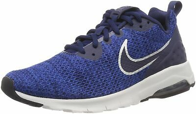 NIKE AIR MAX Vision GS Midnight Navy Boys Running Shoes Size