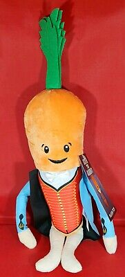 Aldi Official Kevin the Carrot Christmas 2019 Soft Toy
