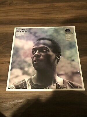 Miles Davis Early Minor Silent Way Sessions Vinyl 2019 RSD Black Friday Sealed