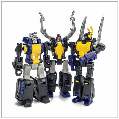Newage NA H10 H11 H12 Insecticons Set of 3 Original Version Action figure new