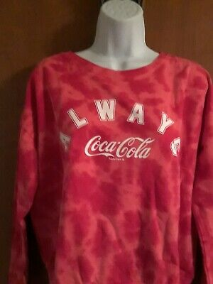 Coca Cola shirt!  Size Junior Large.  Brand new, with tags still on.