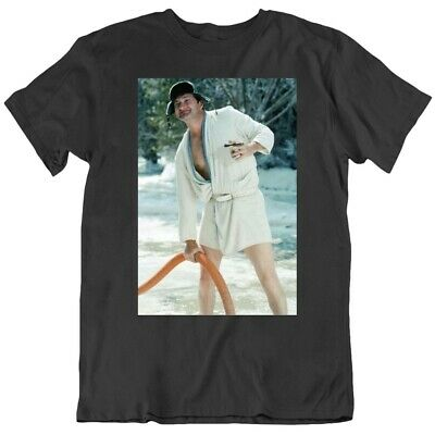 National Lampoon's Christmas Vacation Cousin Eddie Shitters Full Black T Shirt