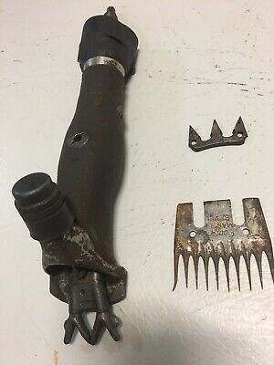 Lister Ace Shearing Handpiece REDUCED