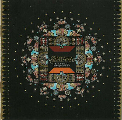 SANTANA The Birth Of Santana: The Complete Early Years 3xCD