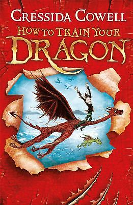 How to Train Your Dragon: how to train your Dragon: Book 1 by Cressida Cowell