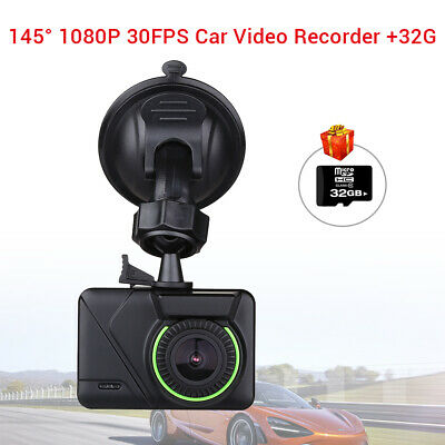 "1.5"" NT96658 1080P 30FPS Wifi GPS Car Dash Cam Recorder Night Vision + 32G Card"