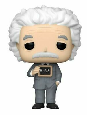 Funko Pop Icons Albert Einstein #26 Vinyl Figure NIB