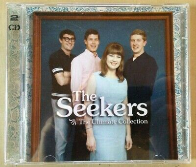 Ultimate Collection by The Seekers 2007 2xCD set EMI Music folk gospel family NM