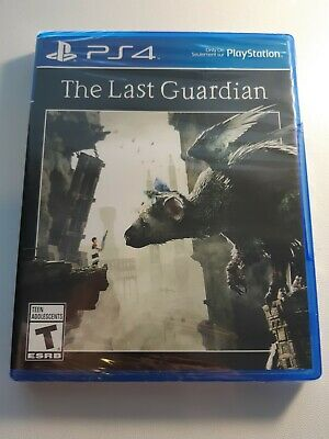 The Last Guardian PS4 ** Brand New **