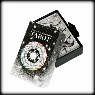 The Wild Unknown Tarot 78 cards