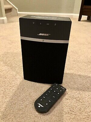 Bose SoundTouch 10 Wireless Speaker *Barely Used*