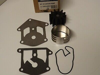 BRP OMC King Cobra water pump impeller kit 3854661 without housing