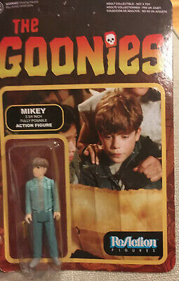 The Goonies Mikey ReAction Figure-FUN4078
