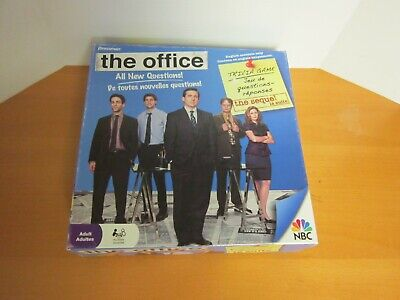The Office Trivia Game (The Sequel) Board Game - Used