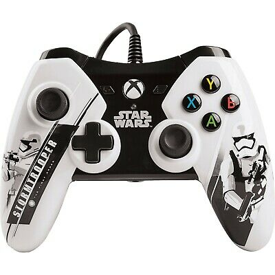Power A Xbox One Star Wars Force Awakens Stormtrooper Wired Controller 142325601