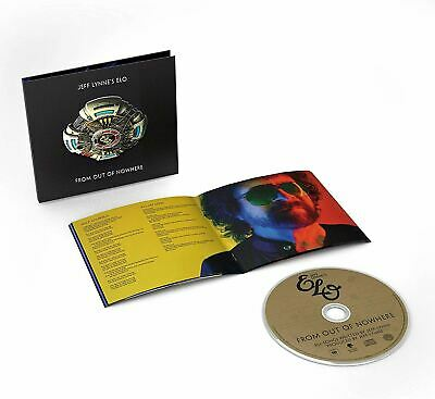 From Out of Nowhere Jeff Lynne's ELO [CD]