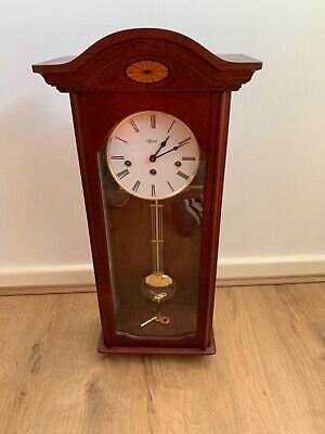 hermle mini grandfather clock