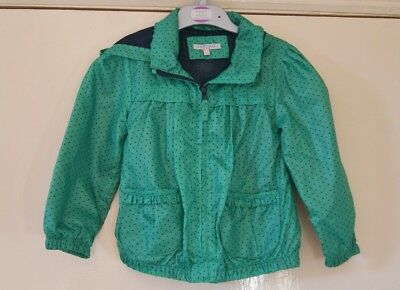 Girl's Hooded Jacket by Indigo at M&S size 3-4 yrs